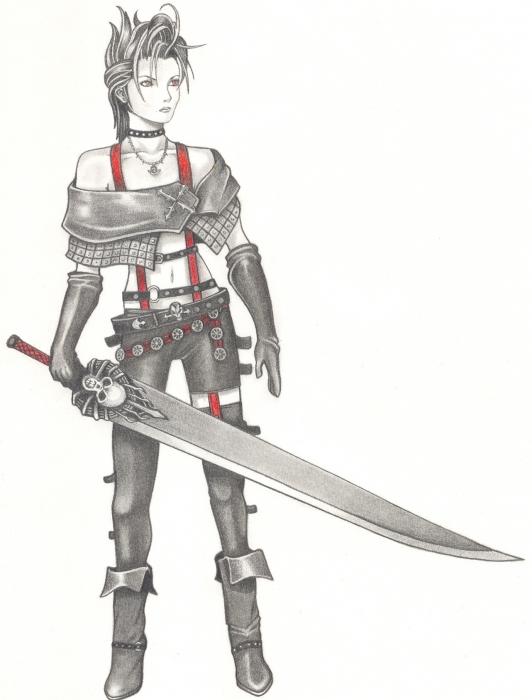 Final Fantasy by Carole1301